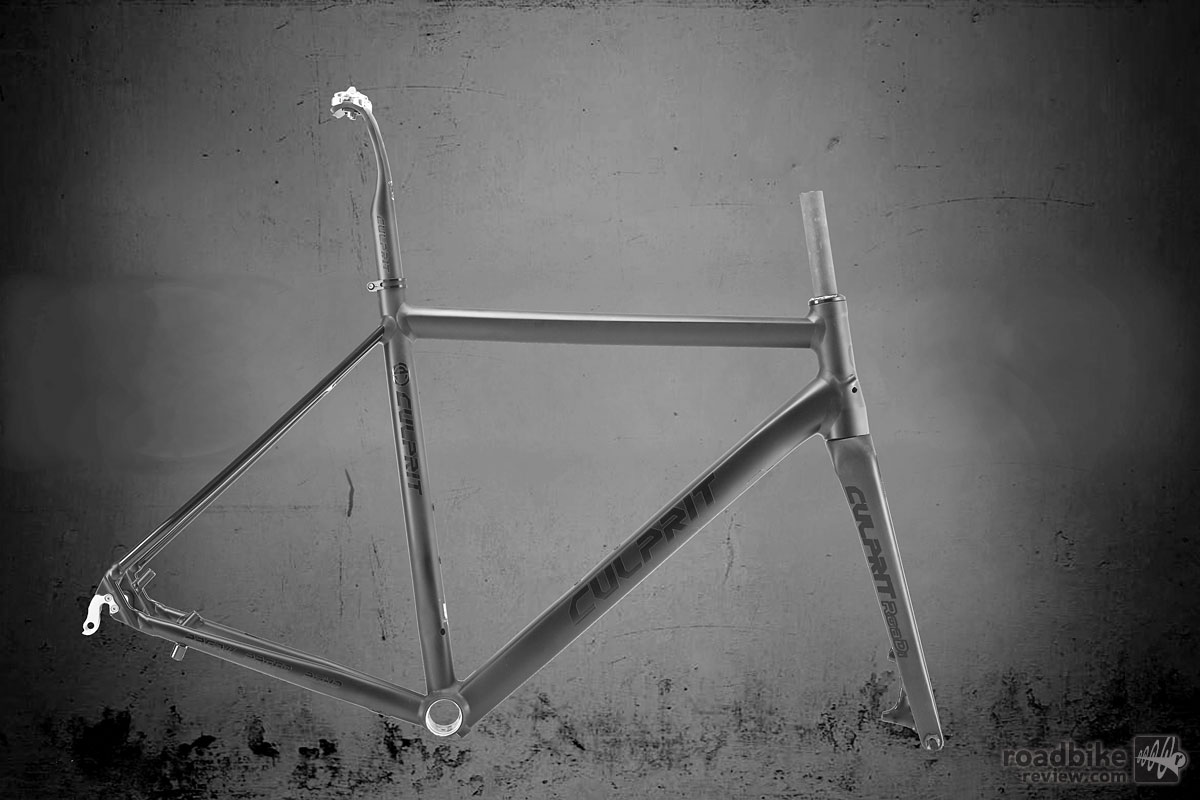 Culprit Roadi Frame Black/Black