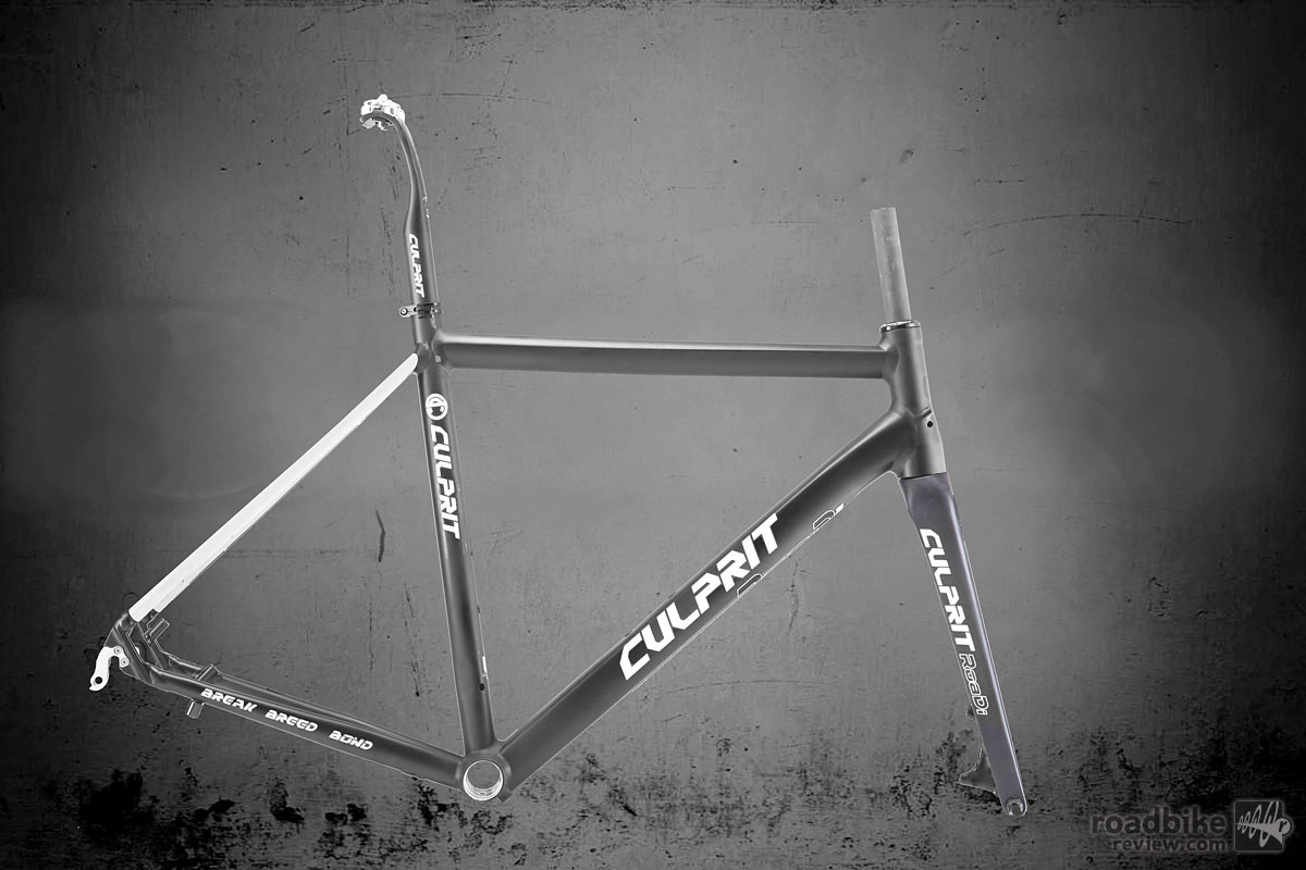 Culprit Roadi Frame Black/White