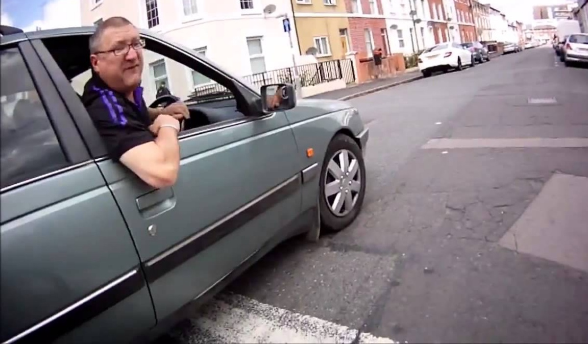 What to do if harassed or threatened by a motorist