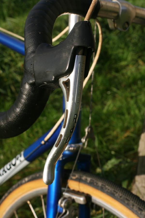 Campagnolo Nuovo Brake Levers
