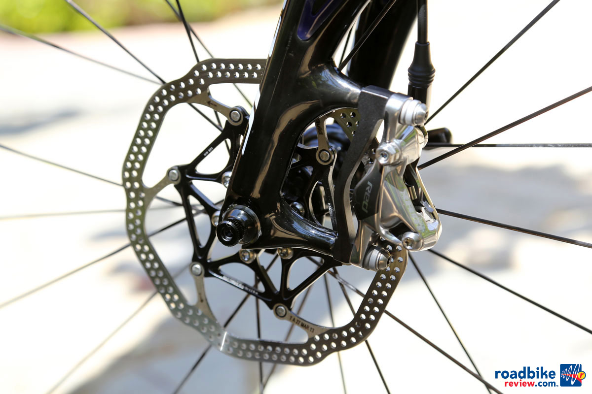 Disc Brakes For Road Bikes