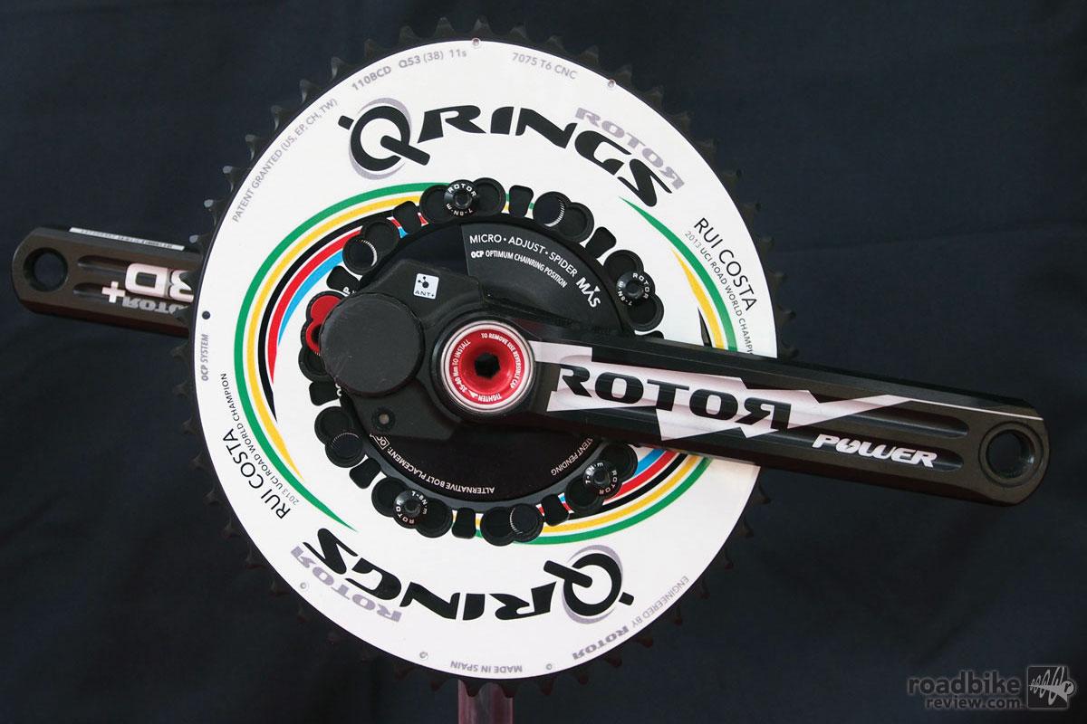 Custom Rotor Q Rings