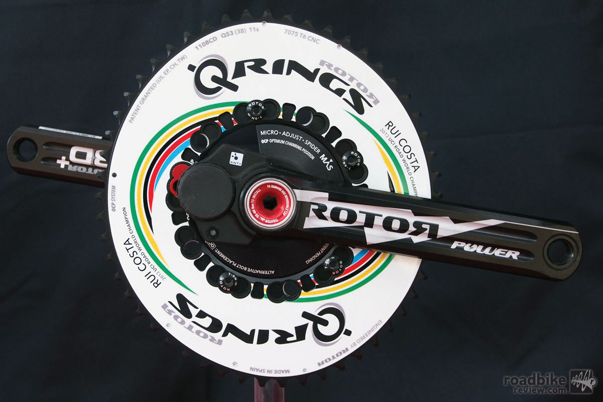 Rotor Power Meter
