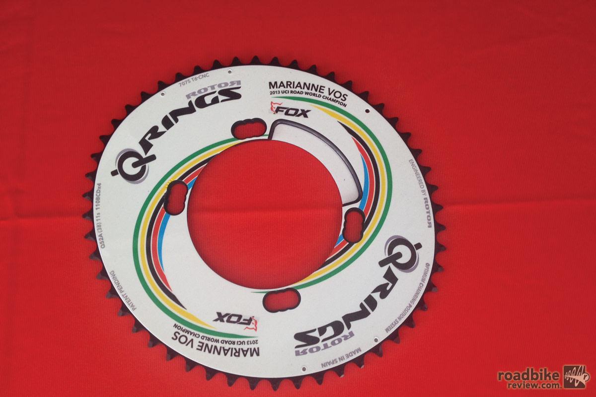 Rotor Q-Ring