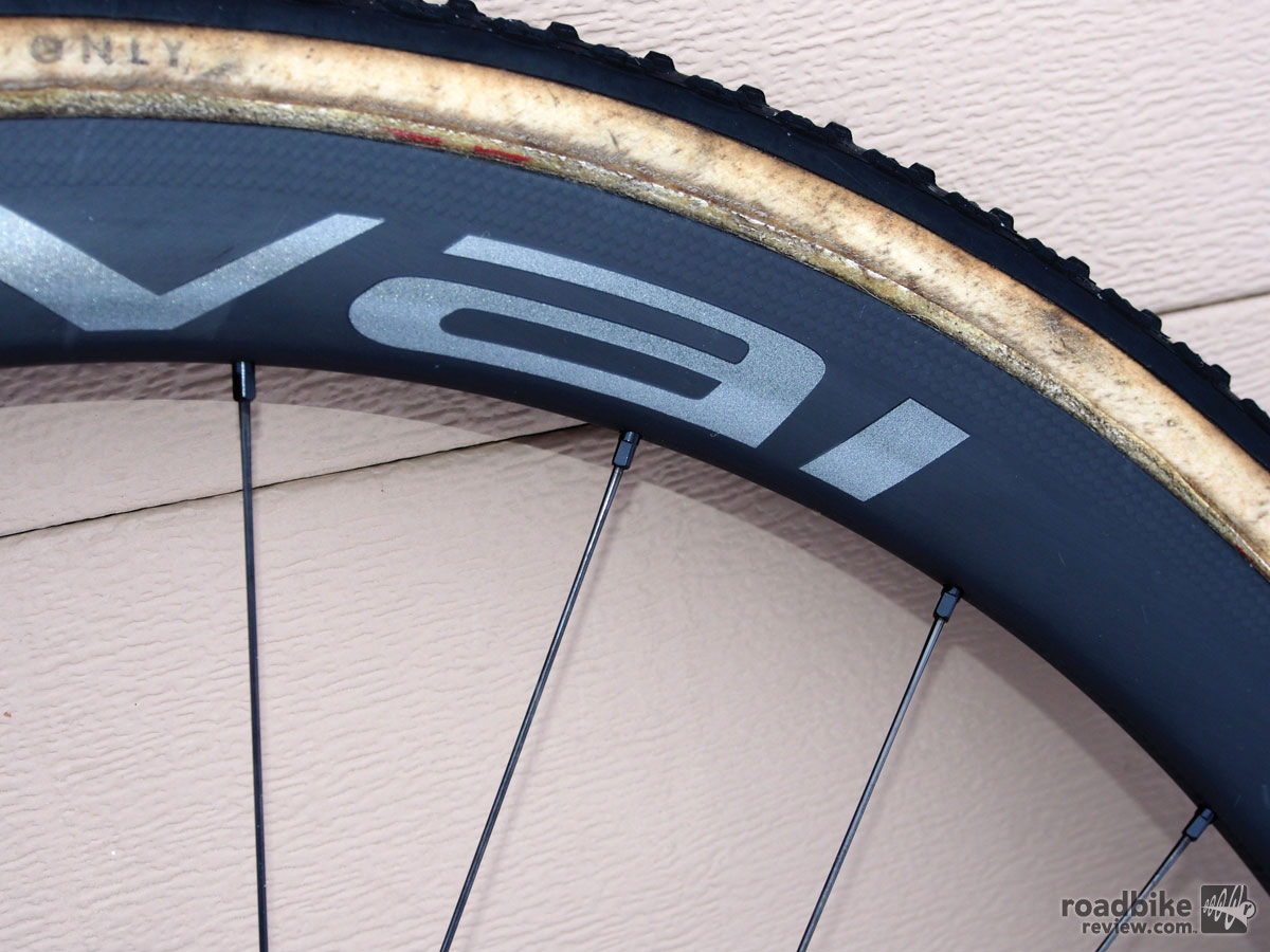 Specialized Roval Rapide CLX 40 Disc Tubulars