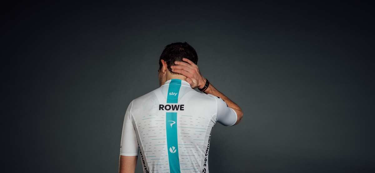 Team Sky unveils new kit for 2018