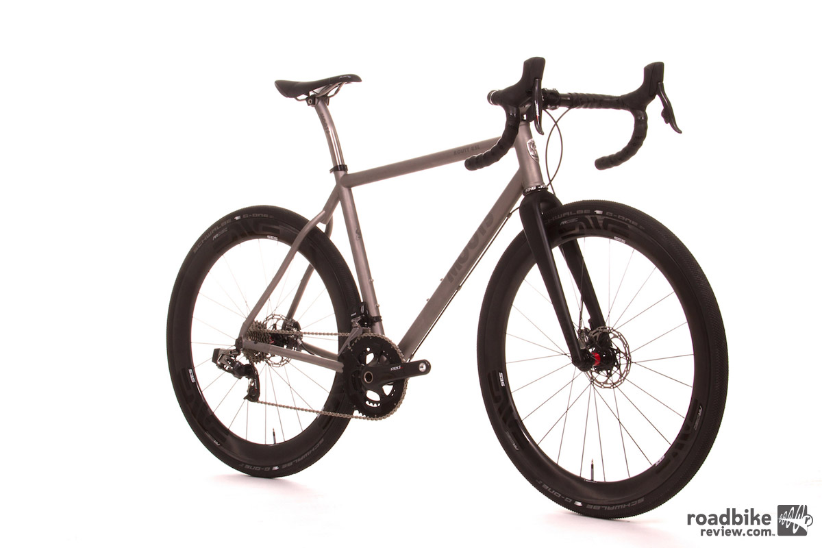 MSRP for complete bike as pictured is $10,059.00.