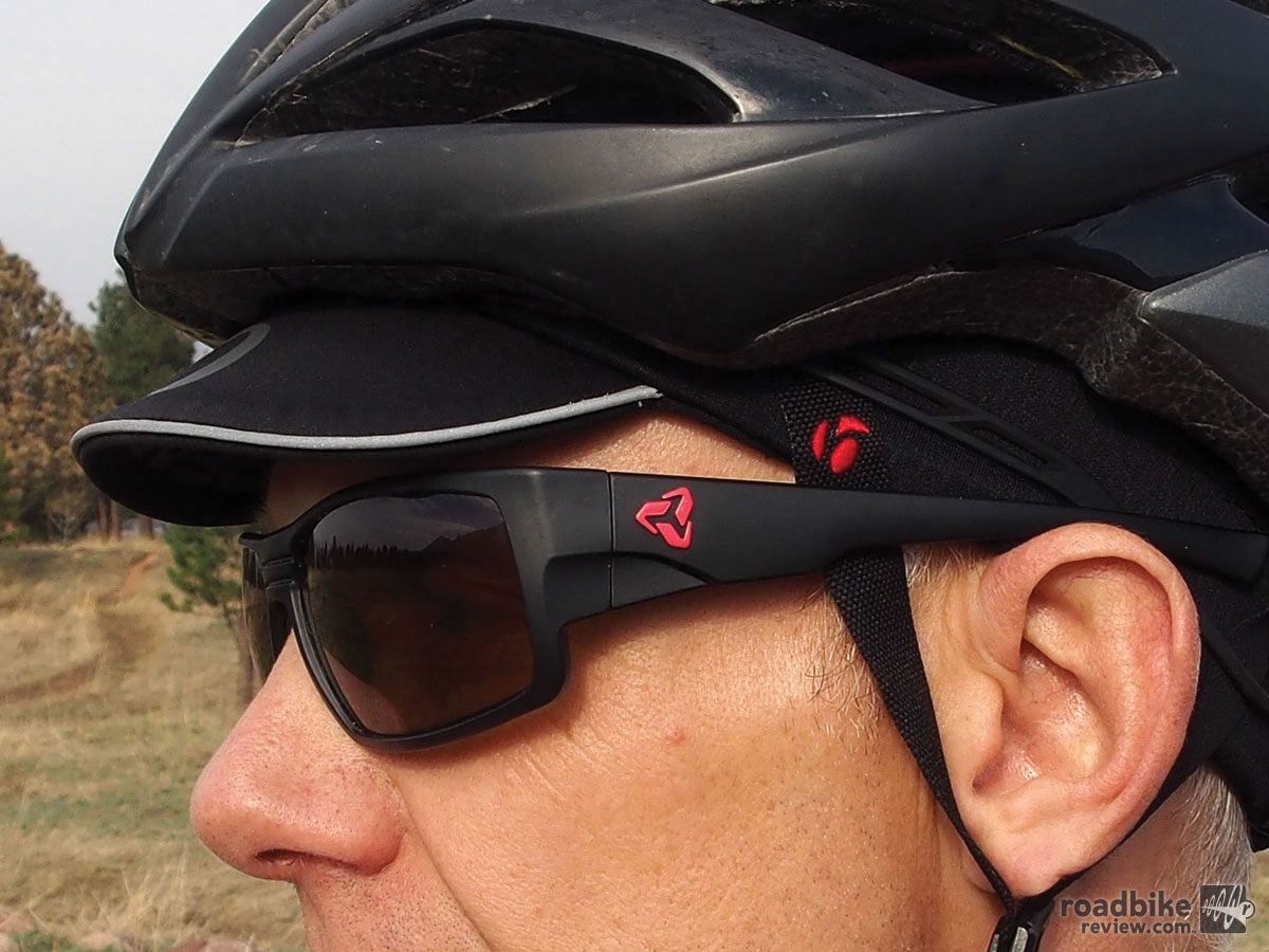 The eyewear maker is based in Vancouver near the famed North Shore mountain bike trails.