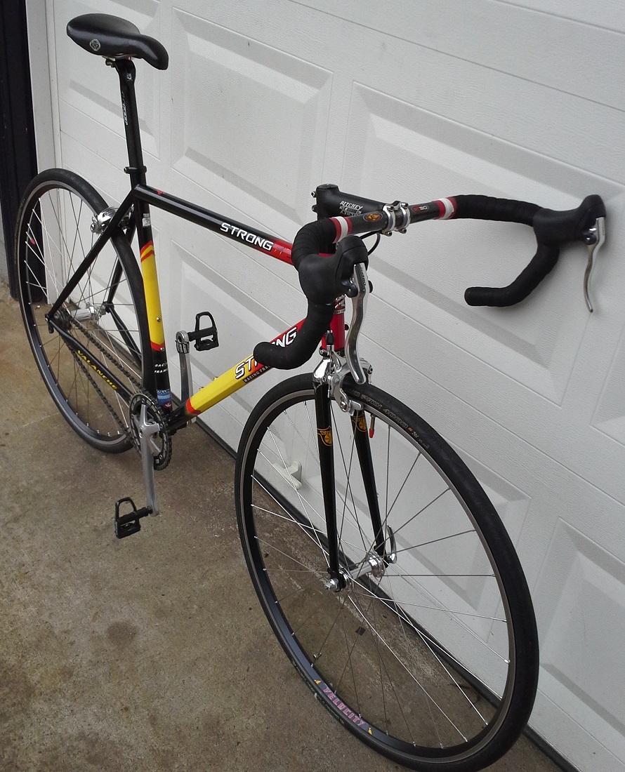 Ss Single Speed Road Bike