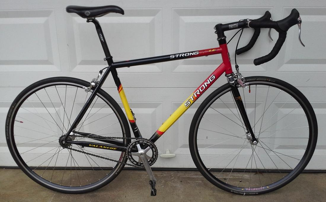 Need Frame Ideas: Fixie Road Bike for fast group rides