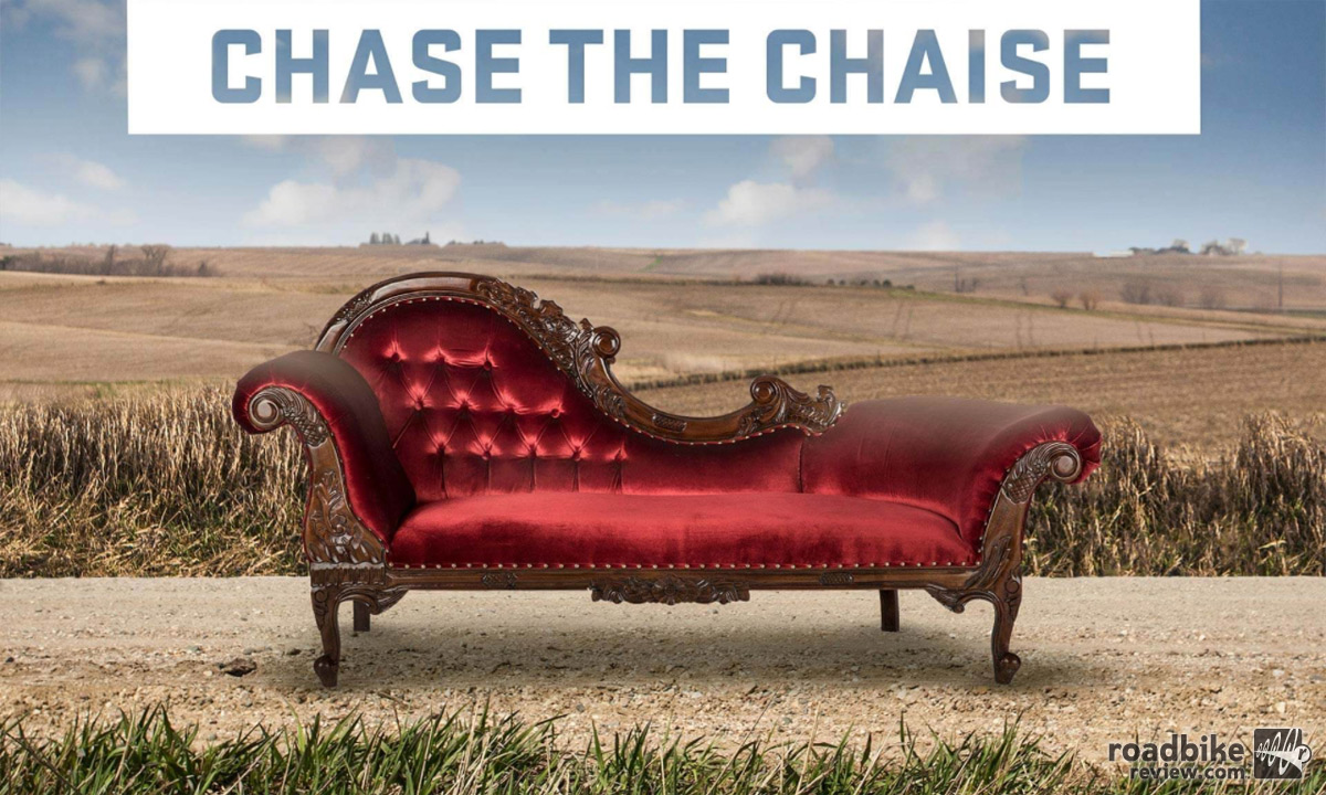 Salsa Chase the Chaise