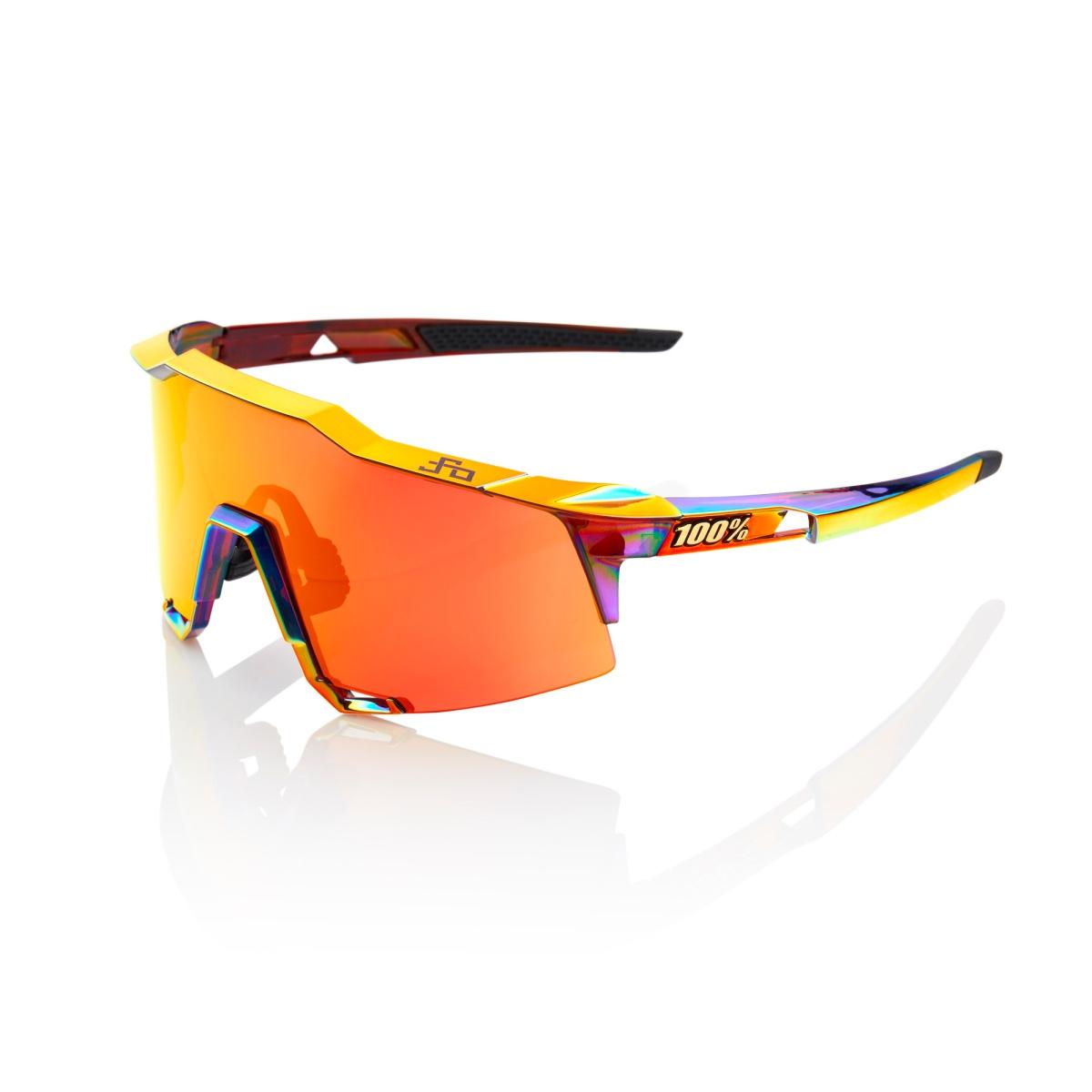 100% Limited Edition Peter Sagan Speedcraft sunglasses.