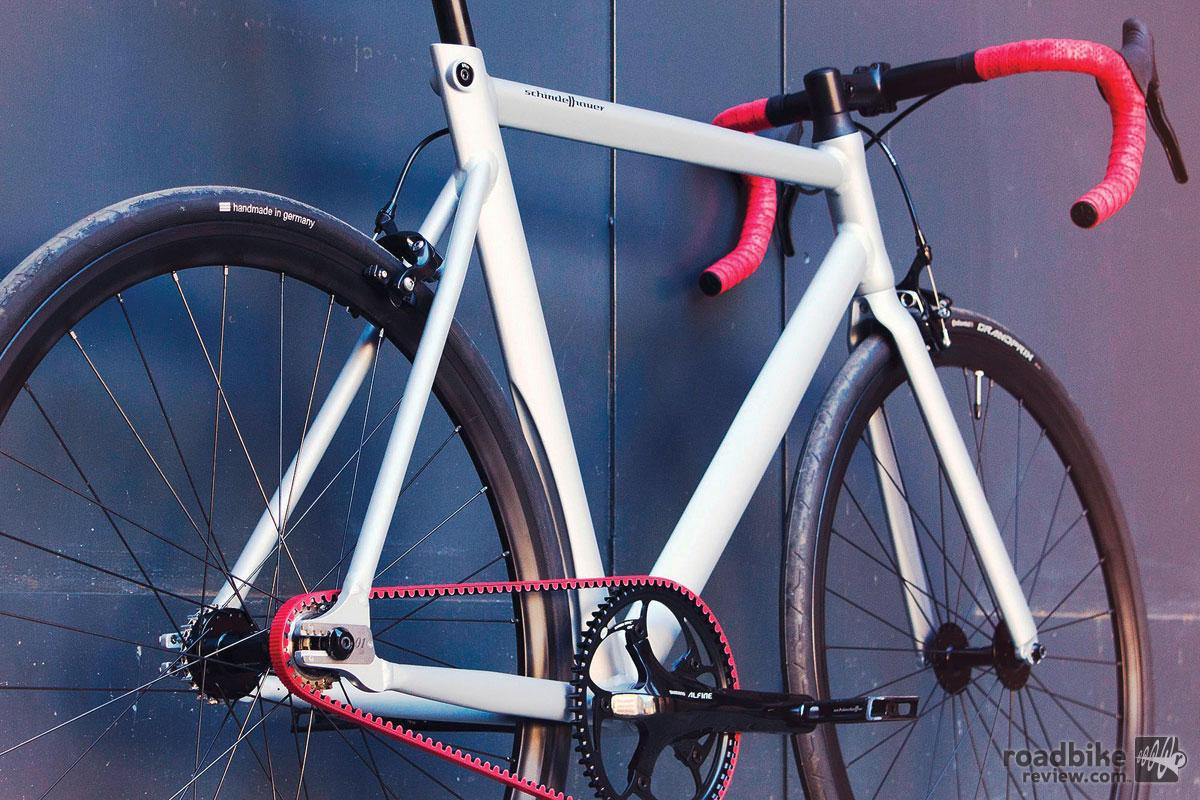 News Gates Launches Red Drivetrain Belts Road Bike News