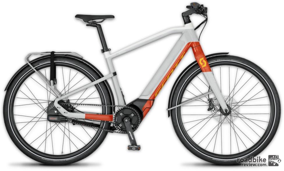 Scott E-Silence Bikes