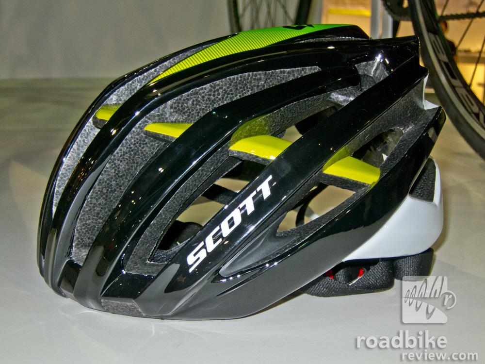 scott vanish evo road helmet road bike news reviews. Black Bedroom Furniture Sets. Home Design Ideas