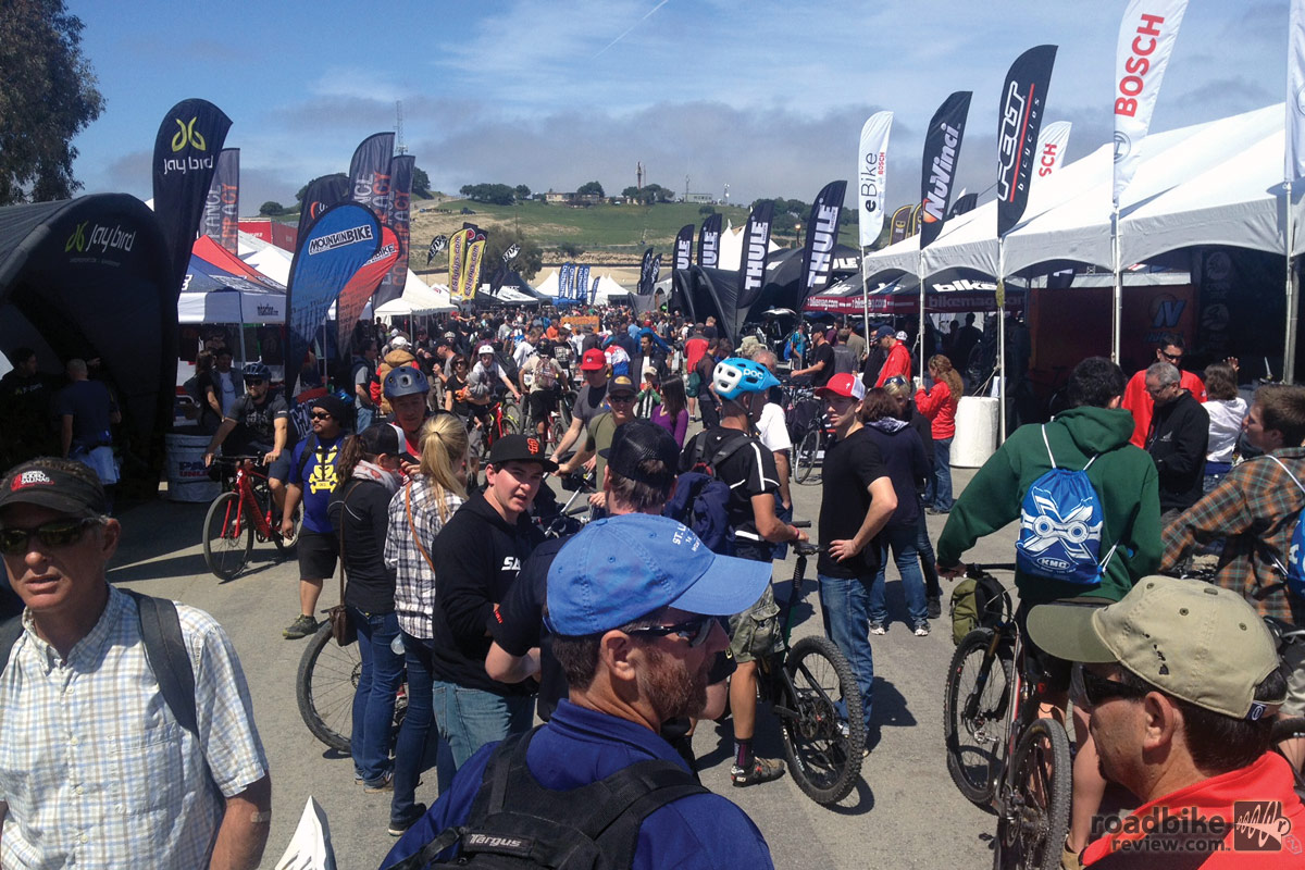 Sea Otter Classic Day 2