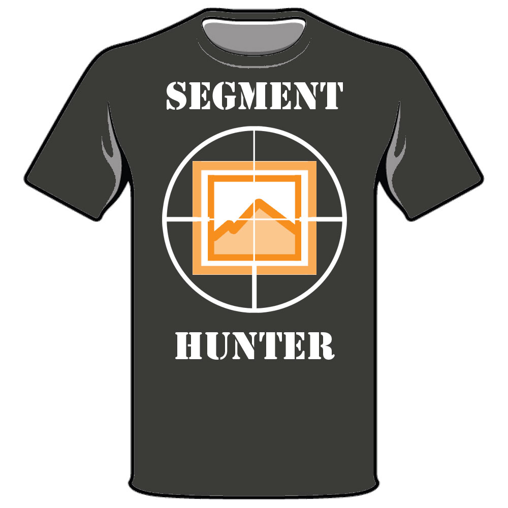 Segment Hunter T-shirt
