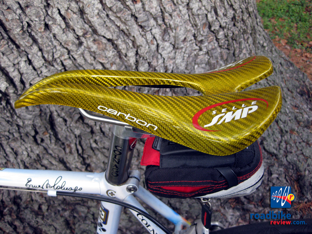 Selle SMP Carbon saddle