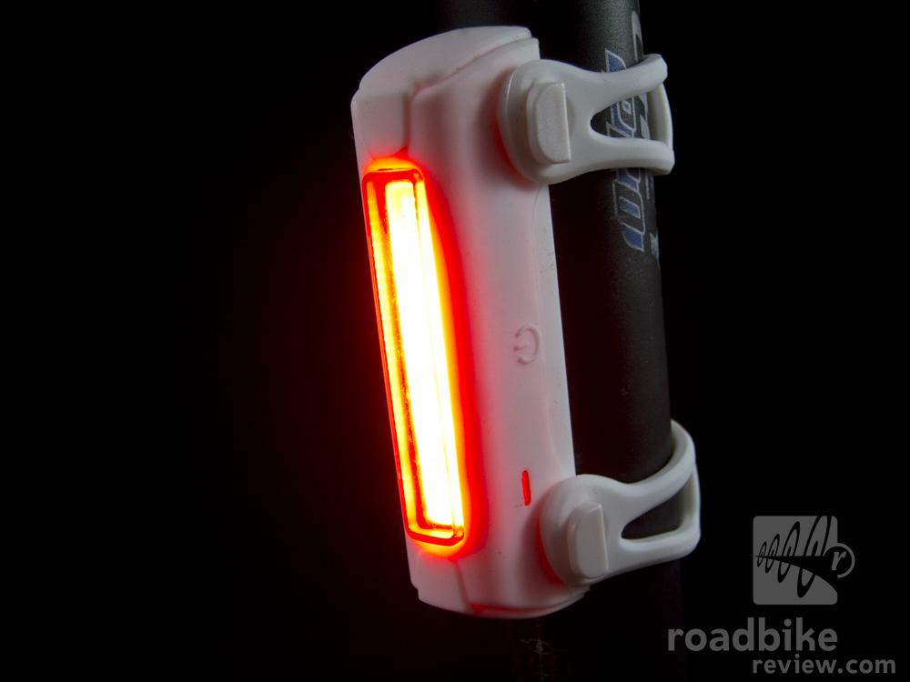Bicycle Light Reviews >> Quick Take Serfas Thunderbolt Tail Light Road Bike News