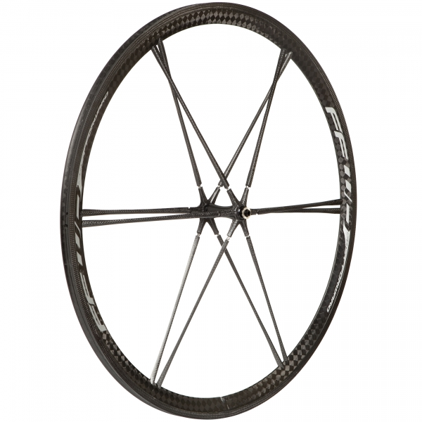 Ghost Full Carbon Wheelset Front 3/4
