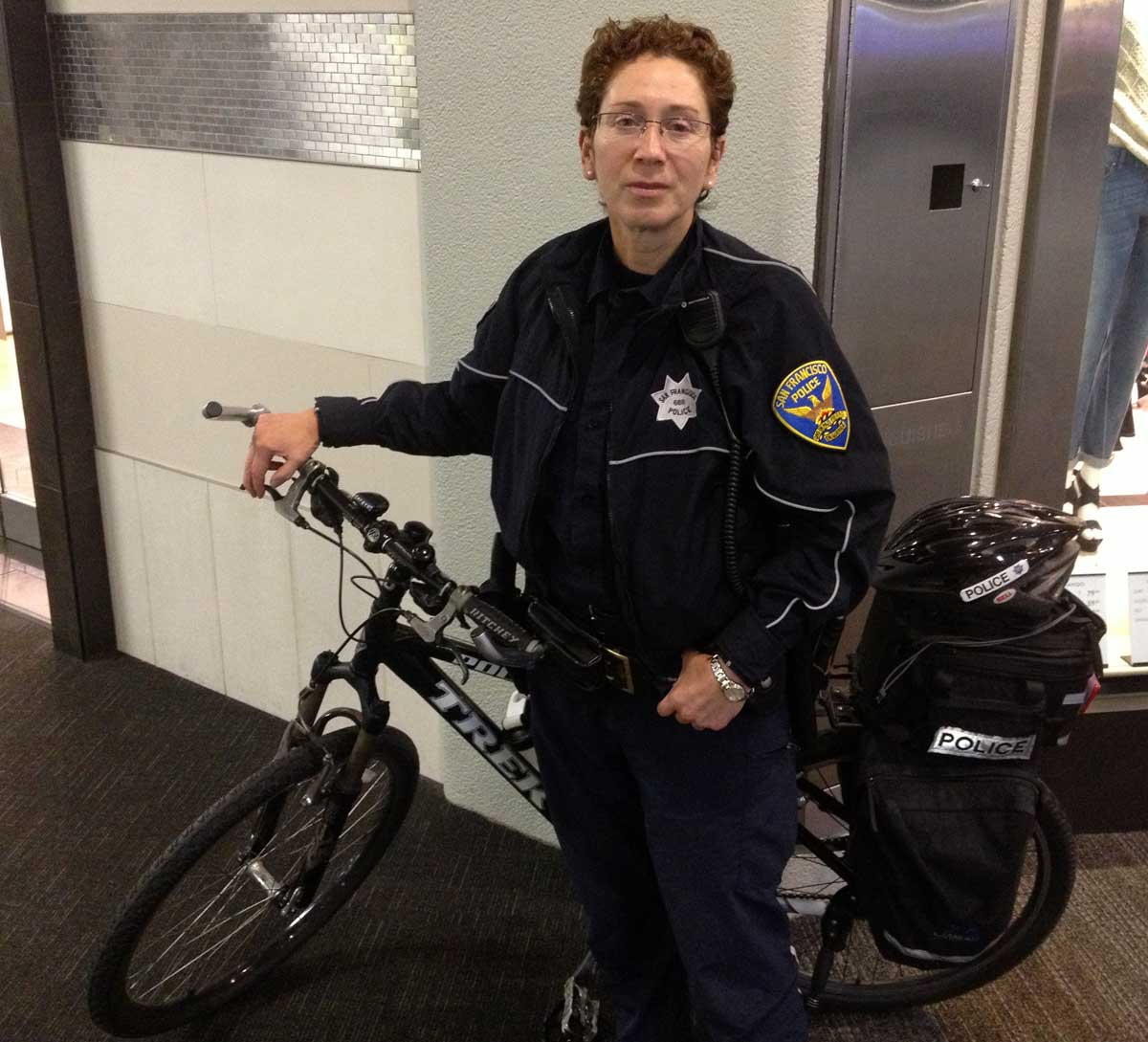 SF SFO PD