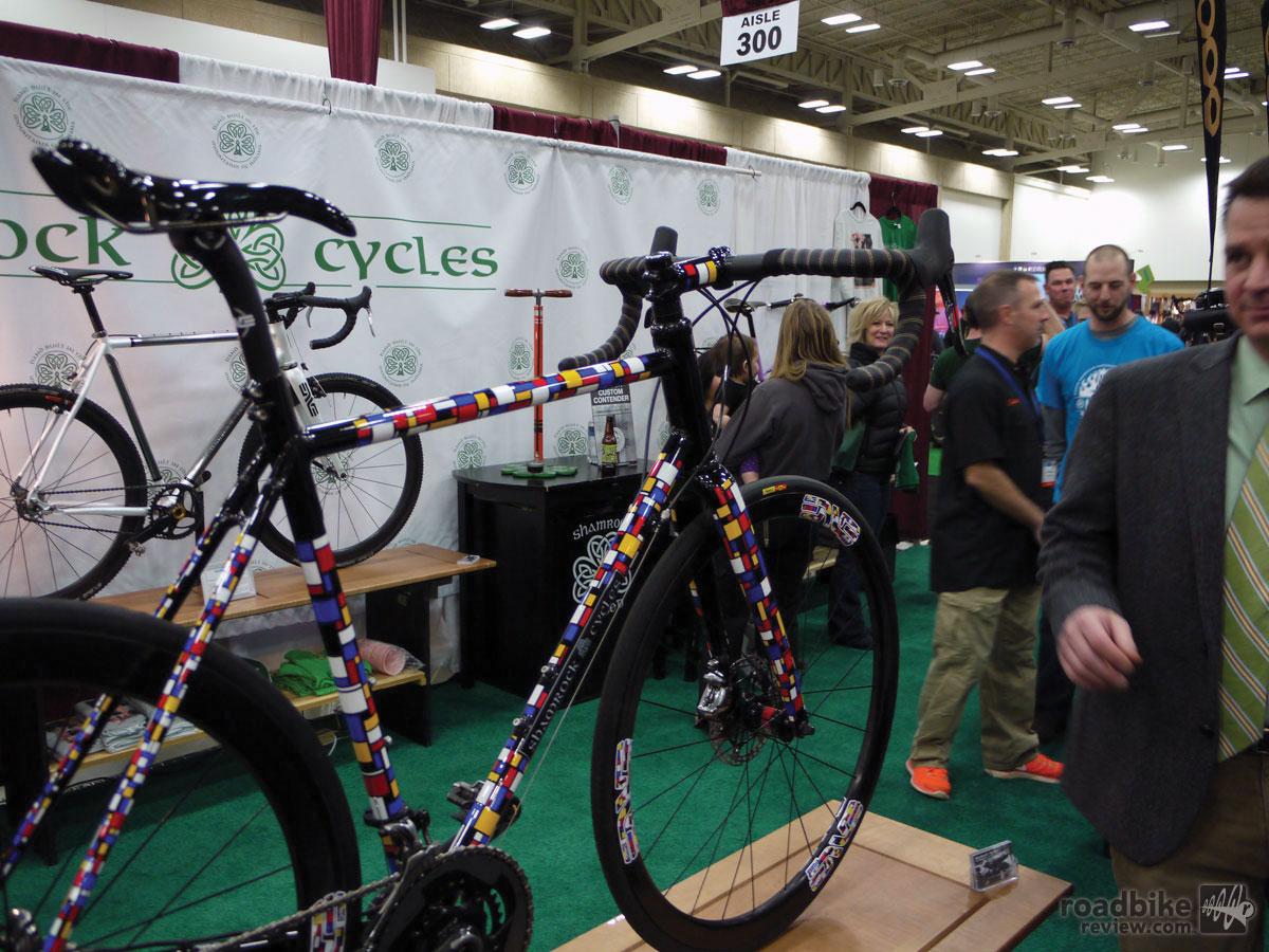 Shamrock Cycles Best Finish
