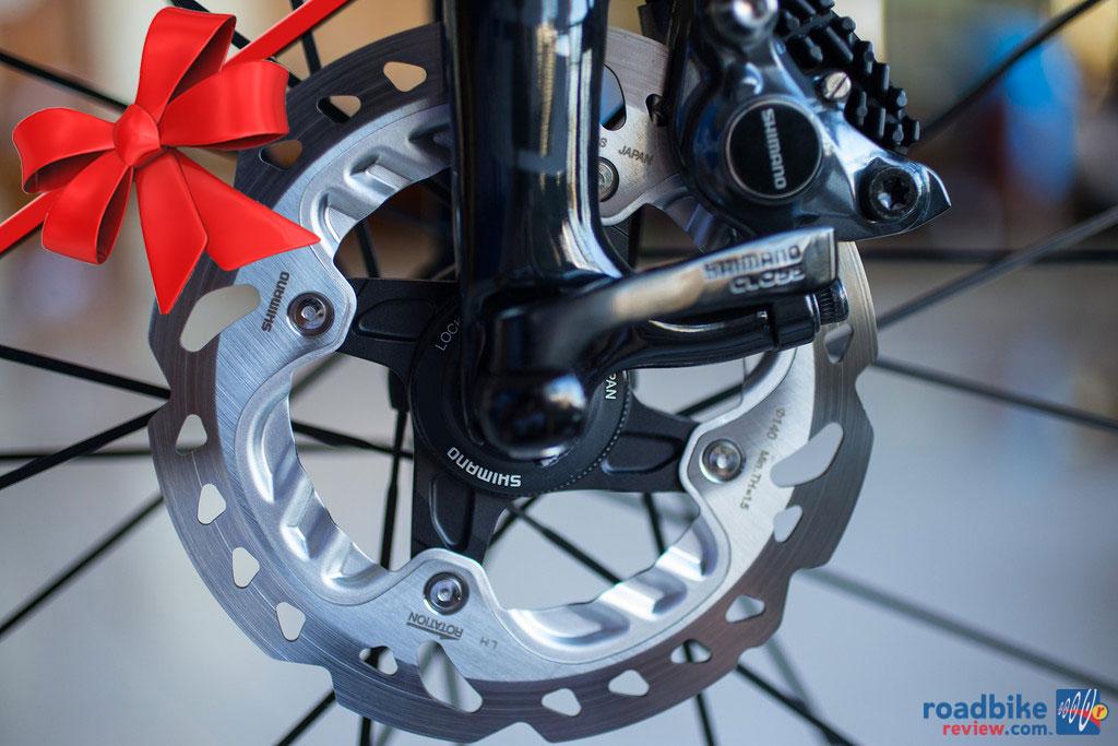 Shimano R785 Hydraulic Disc Brakes
