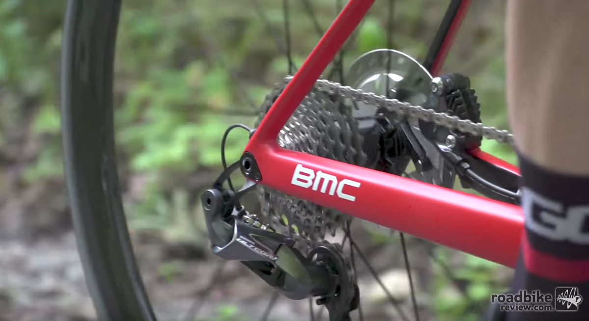 Shimano Ultegra R8000 First Ride Review