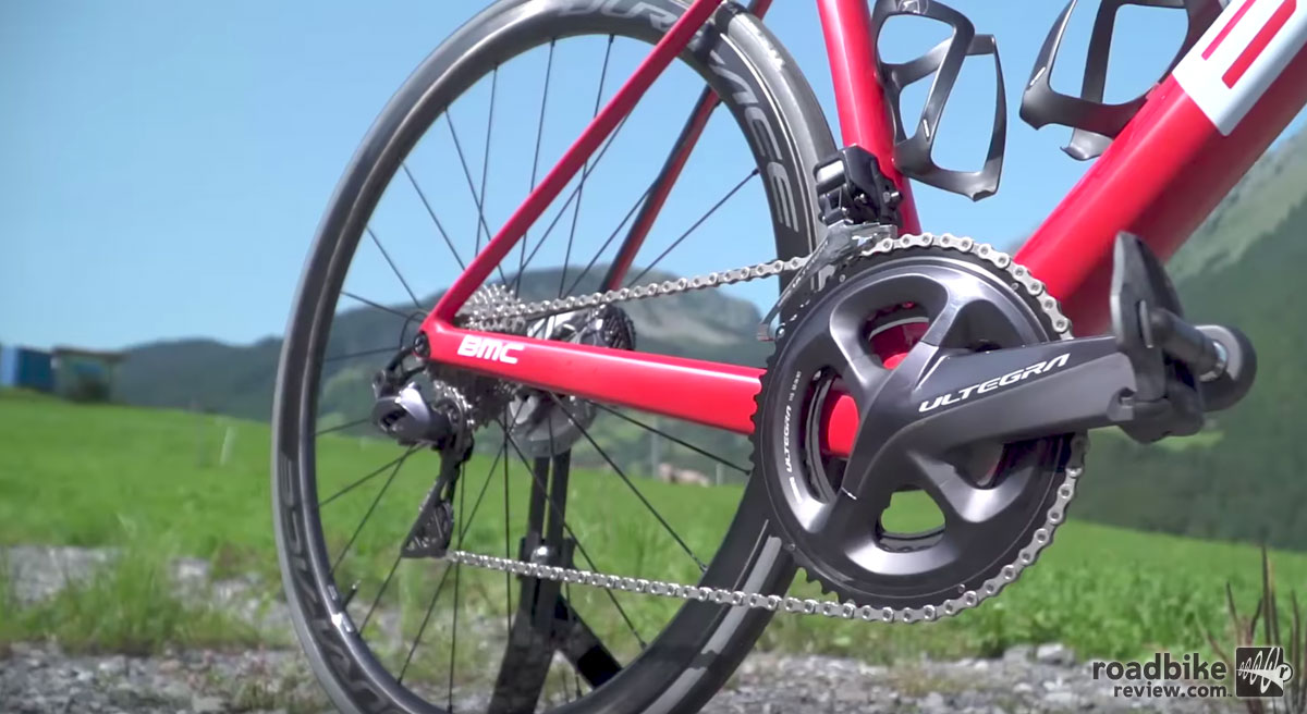 c87dcb070e4 Shimano Ultegra R8000 first ride review | Road Bike News, Reviews ...