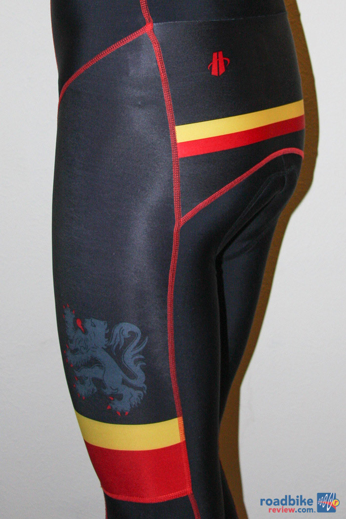 Hincapie Ronde Bibknickers Side View