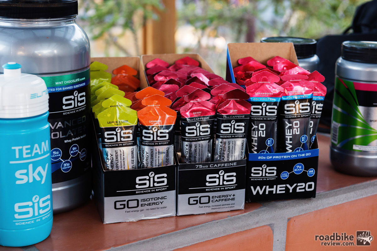 Science in Sport Isotonic Energy Gel Review