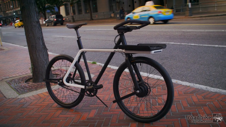 Spotted: The ultimate urban commuter bike