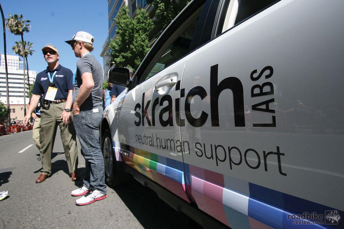 Skratch Labs Neutral Human Support