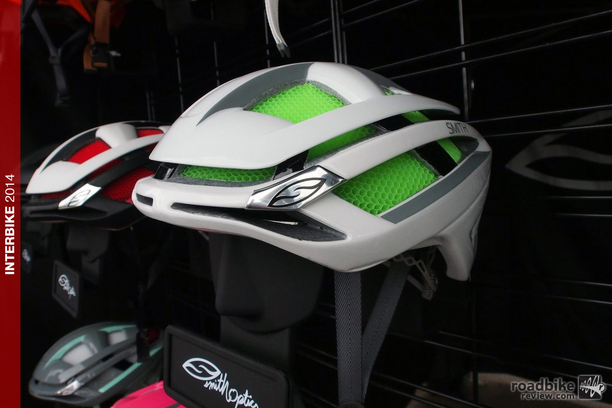 Interbike Smith Overtake Helmet With Mips Technology