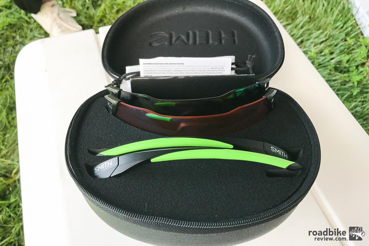 Smith Optics Attack Sunglasses Unveiled