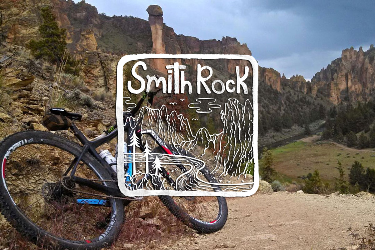 Smith Rock River Trail