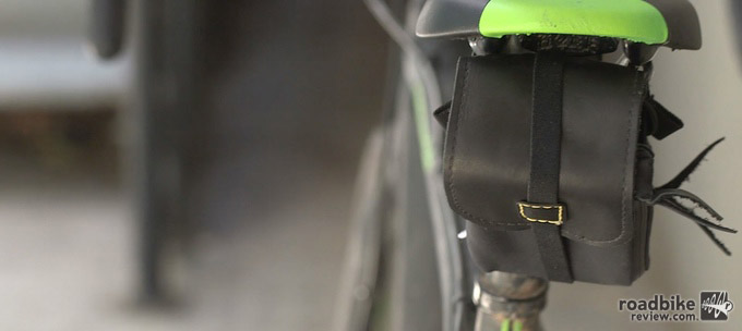 Saddle attachment is meant for road/gravel use only. Mountain bike use is not recommended.