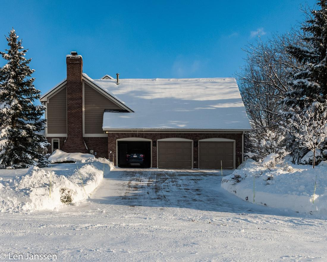 Snower For Driveway With 10 11 Degree Slope Suggestions Needed Snow