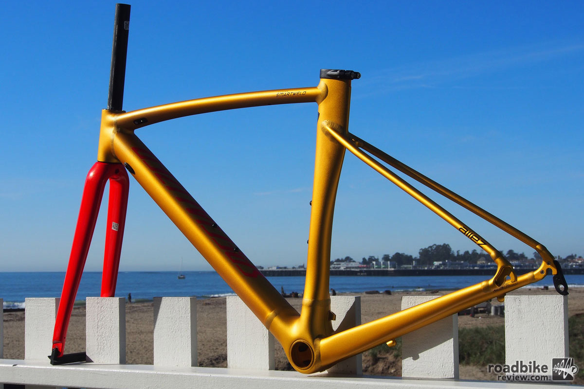 The Allez Sprint is available as a frame only or a complete.