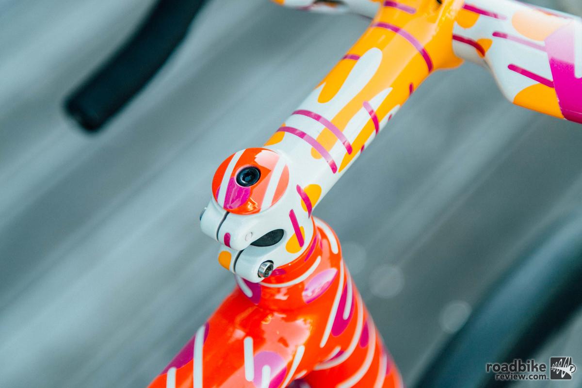 Specialized Redhook Crit Barcelona Art Track Bikes Brian Swiz Szykowny