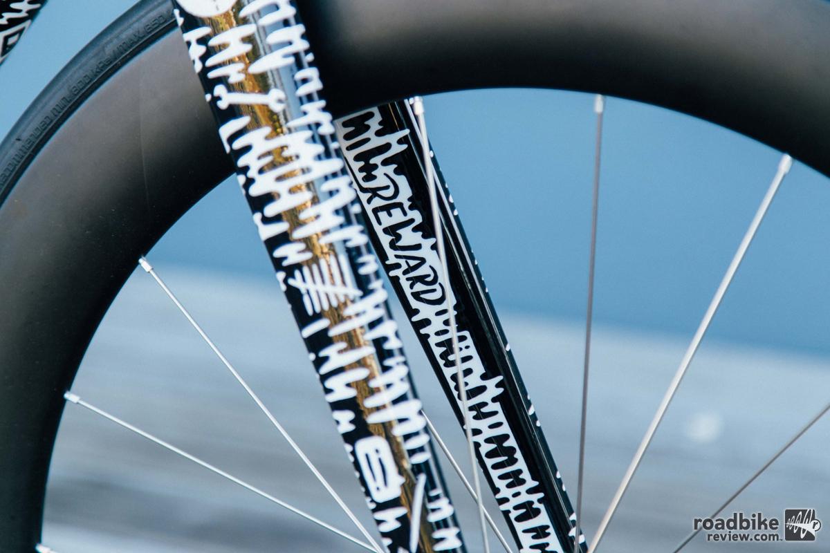 Specialized Redhook Crit Brooklyn Art Track Bikes McKenzie Sampson