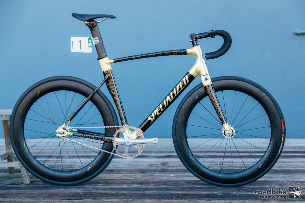 Four gorgeous Red Hook Crit Specialized bikes | Road Bike