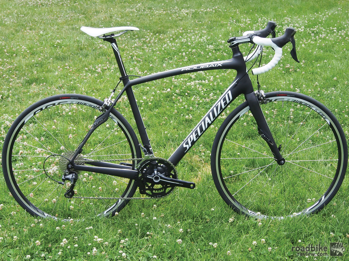 $3k Endurance Bike Shootout: 2014 Specialized Roubaix SL4 Review