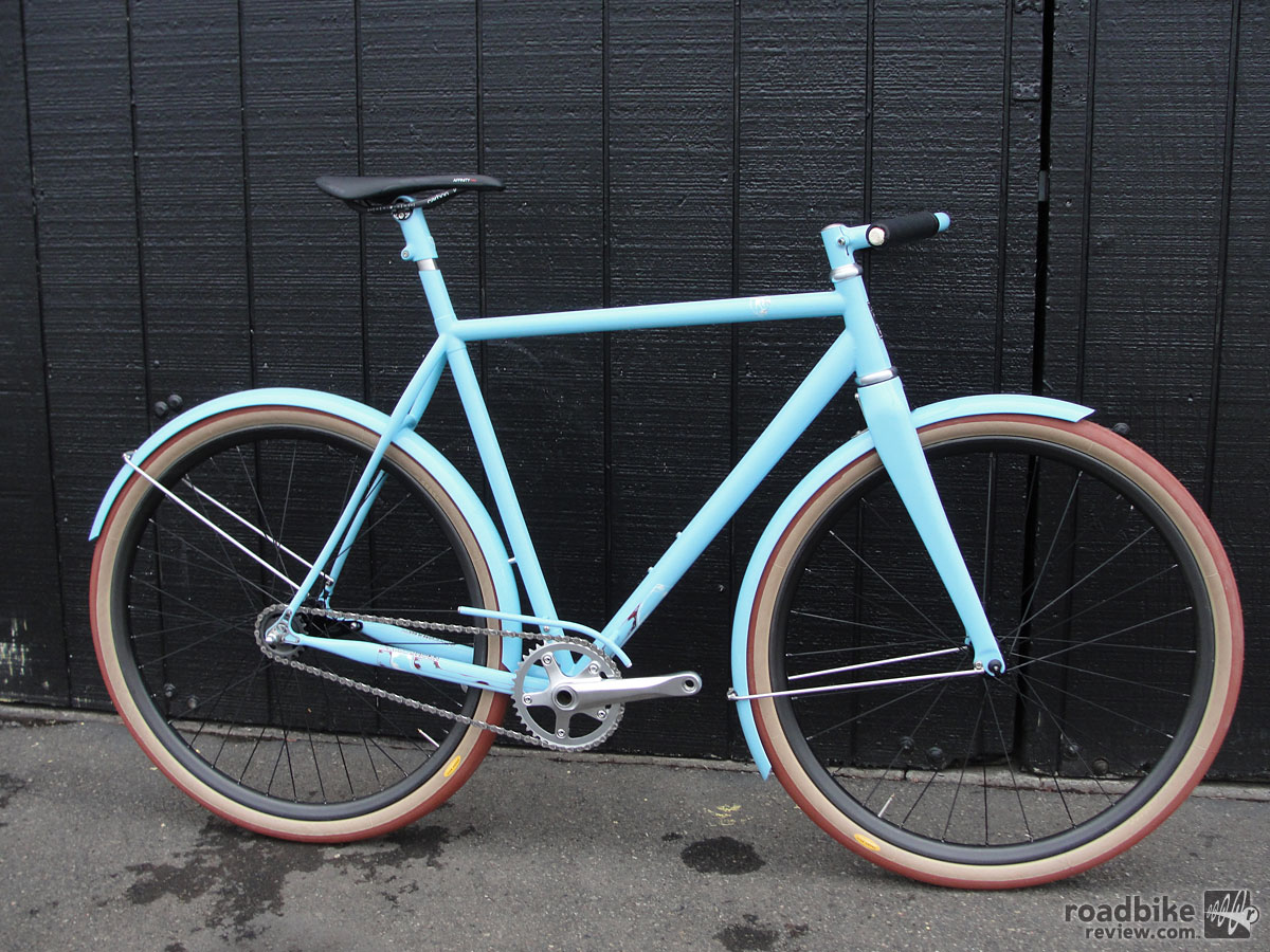 Standard colors to choose from are: Matte Army and Vanilla Blue. Photo by The Vanilla Workshop