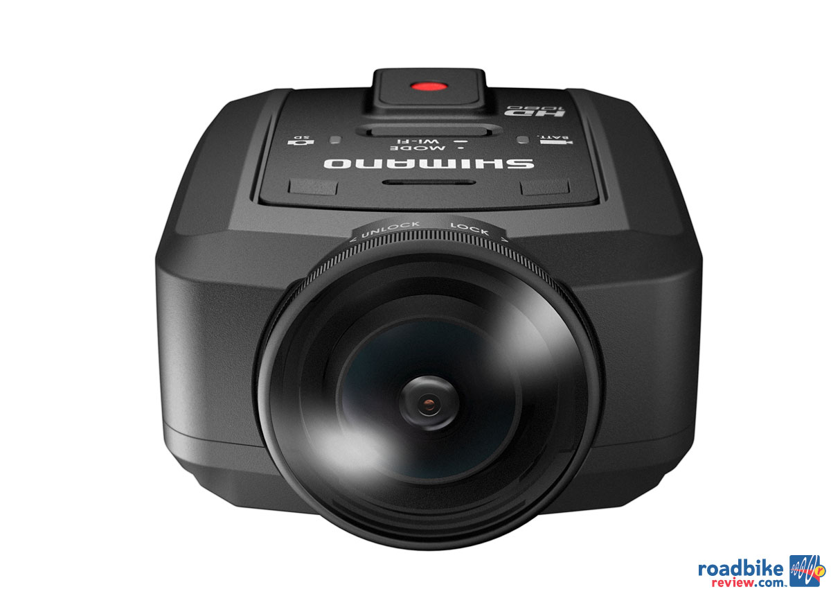 The New Shimano CM-1000 Sports Camera