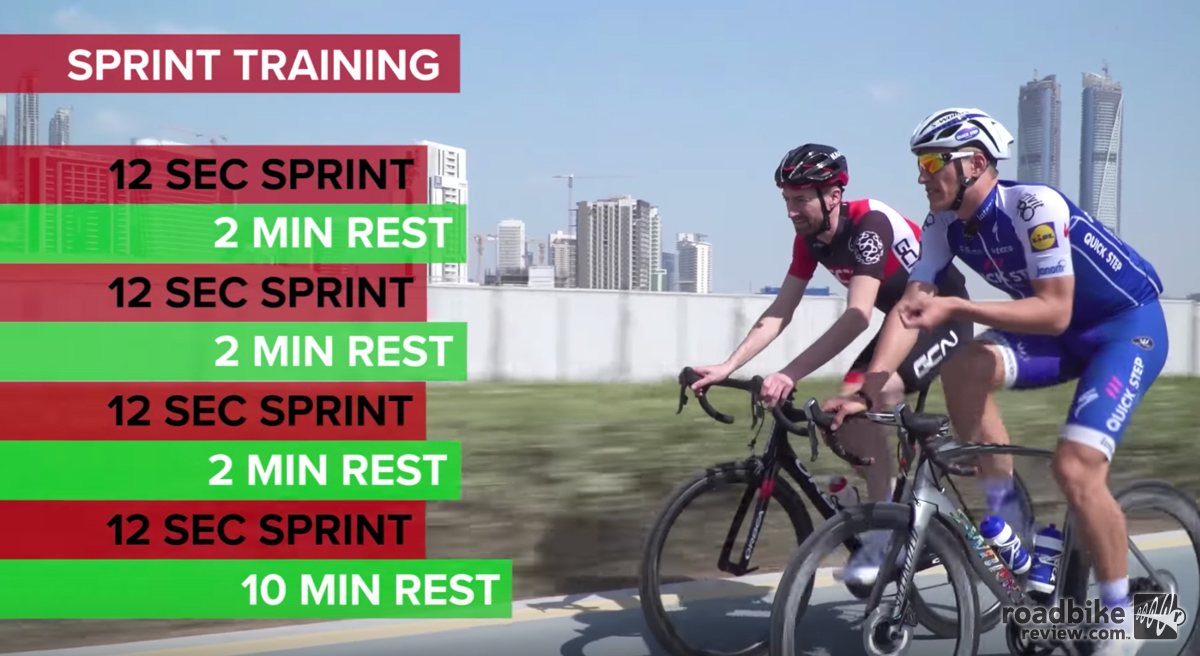 How To Sprint Like A Pro