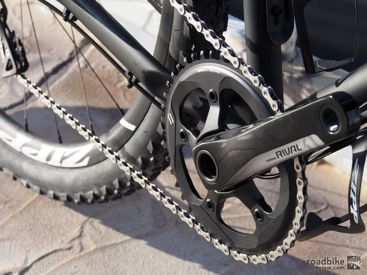 Sram Expands 1x Drivetrain Offerings To Road Bikes Road Bike