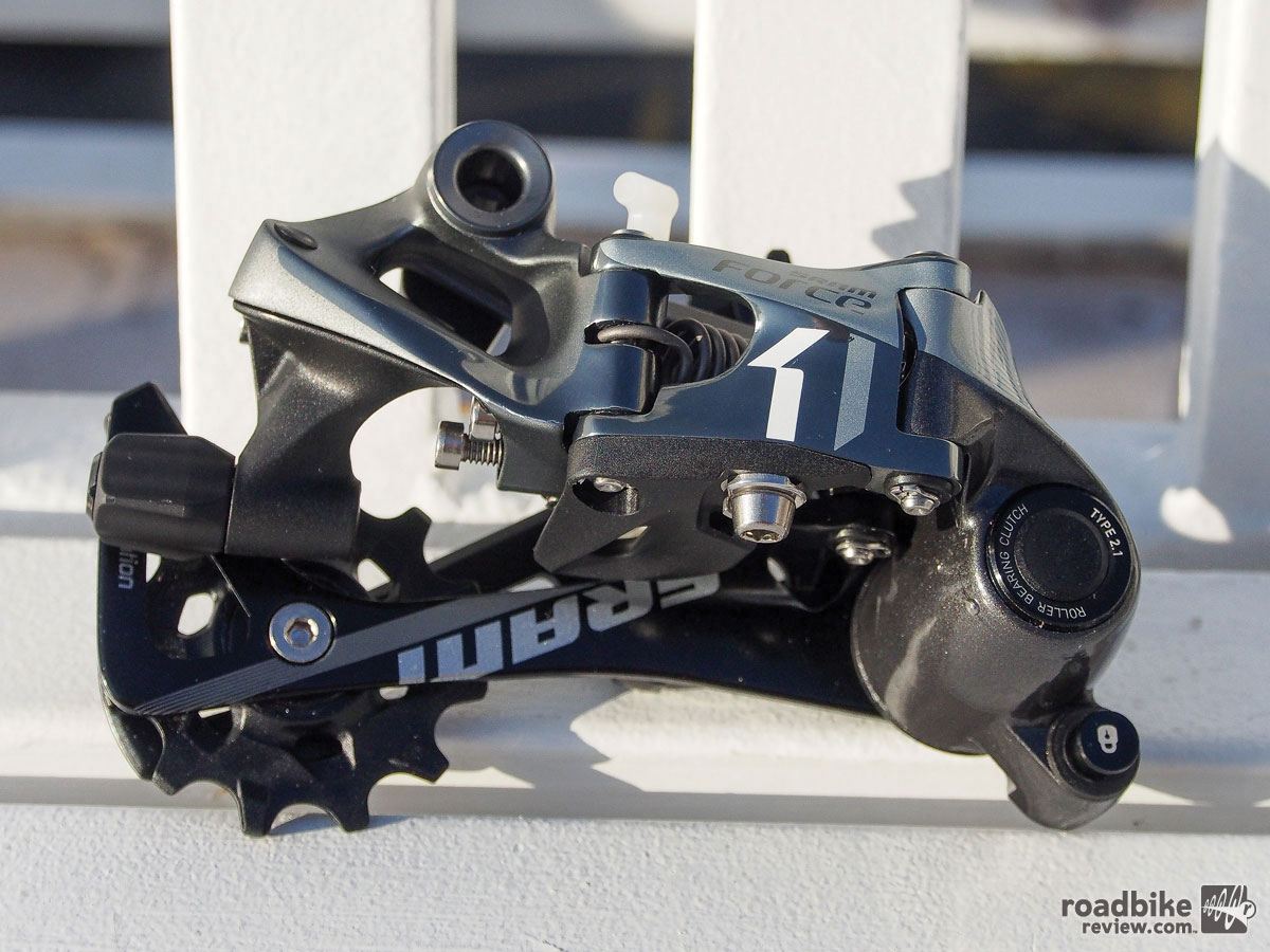 There are now three clutch style rear derailleurs, including a long cage version that can handle a 10-42 cassette.
