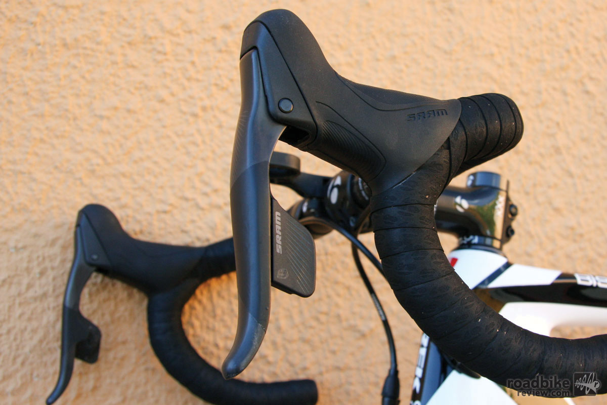 SRAM Wireless Drivetrain