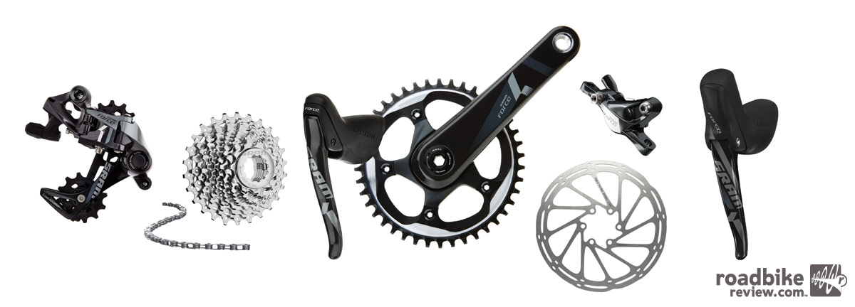 SRAM Force CX1 Groupset